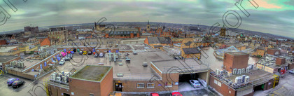 Northampton Panoramic tonemapped 