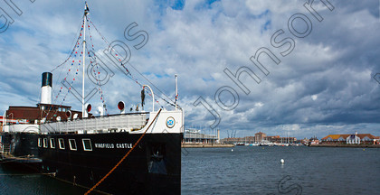 Hartlepool Marina Panoramic 
